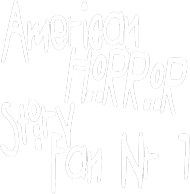 American Horror Story Fan Black