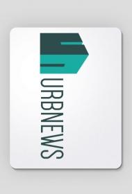 """Podkładka """"Urbnews.pl"""""""