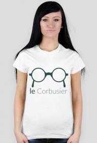 """Koszulka damska """"le Corbusier"""""""