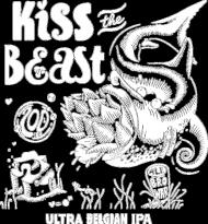 Koszulka męska AleBrowar Kiss the beast