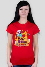 Koszulka damska AleBrowar/PINTA/Piwoteka Spoko Marocco