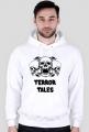 """Straszna bluza męska z czaszkami """"Terror Tales"""""""