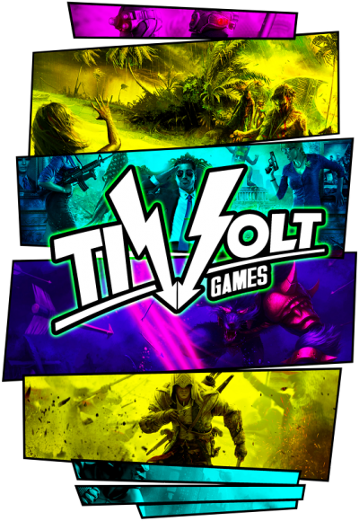 TiVoltGames Dziecięca Męska