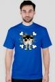 Koszulka męska z logiem
