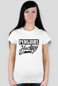"""Koszulka damska """"Penguins hockey"""""""
