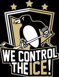 """Koszulka bez rękawków """"We control the ice"""""""