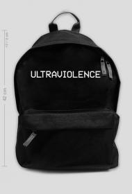 "Plecak 42cm ""Ultraviolence"""