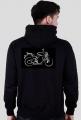 keep calm and ride motorcycles (bluza)
