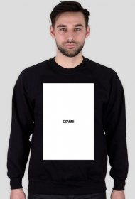 Czarno na białym bluza