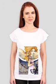 art deco koszulka 1