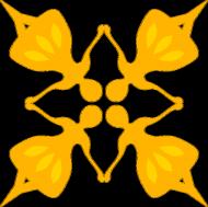 Żółte dziołchy