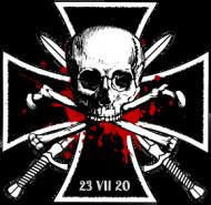 Bluza rozpinana z kapturem - Huzarzy Śmierci