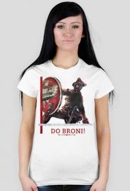 Koszulka - Do broni!