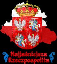 Koszulka - Najjaśniejsza Rzeczpospolita