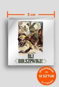 Wlepki - Bij Bolszewika