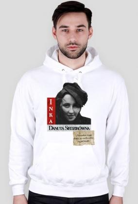 Bluza z kapturem - Inka