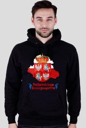 Bluza z kapturem - Najjaśniejsza Rzeczpospolita
