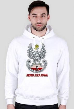 Bluza z kapturem - Armia Krajowa