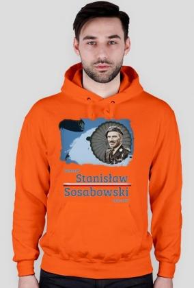 Bluza z kapturem - Stanisław Sosabowski