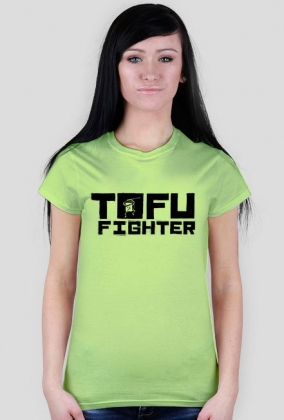 TOFU FIGHTER.