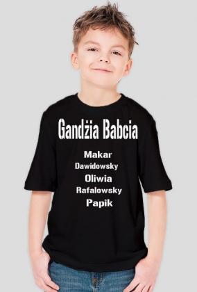 Koszulka - Armia Gandżia Babcia !