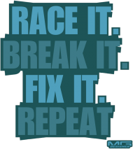 RACE IT.