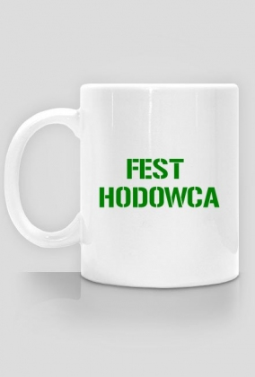 Kubek Fest Hodowca