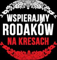 Wspierajmy Rodaków (Męska)/Czarna02