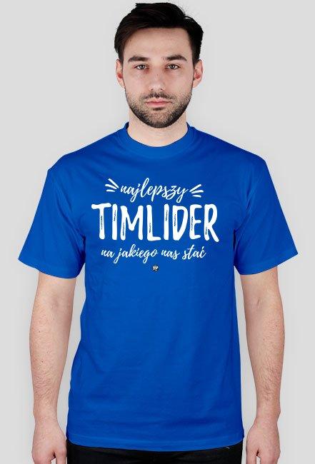 NAJLEPSZY TIMLIDER man