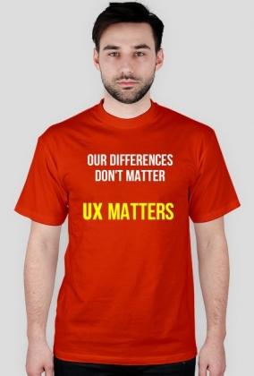 Koszulka UX Matters