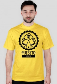 Koszulka PijeszTo dwustronna