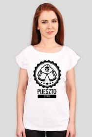 Koszulka PijeszTo damska