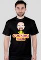 GeekWear - breaking bad cooking mama cooking meth - koszulka męska