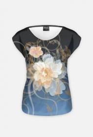 """koszulka """" kwiat nocy"""""""