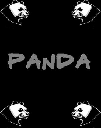 Podkladka pod Myszke Panda - Gang
