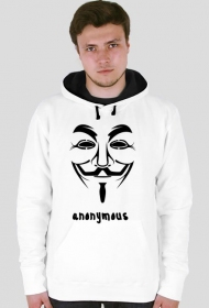 "bluza ""anonymous"""