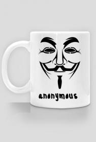 "Kubek ""anonymous"""