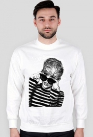 Bluza Miley Cyrus drawing