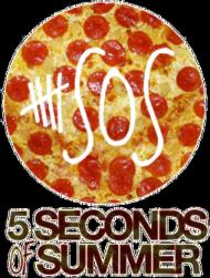 Kubek 5SOS pizza
