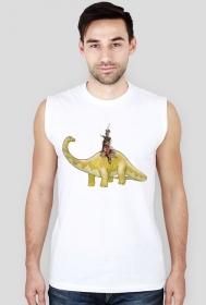 Dinozaur - bezrękawnik