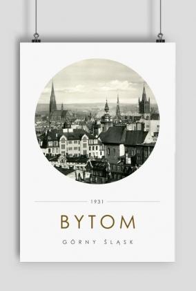 Plakat Bytom 1931