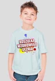 Koszulka wzorowego ucznia