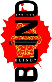 Are you Blind ?