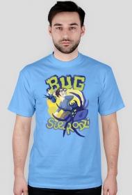 """Koszulka """"BUG się rodzi"""""""