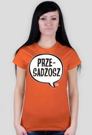 PRZESADZOSZ - Szalone Koszulki