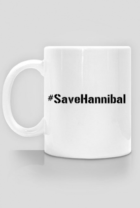 Kubek #SaveHannibal