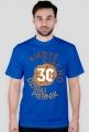 Koszulka urodzinowa - Kiedyś ciacho dzisiaj piernik 30