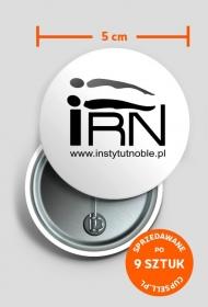 Przypinka IRN