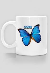 Kubek Butterfly