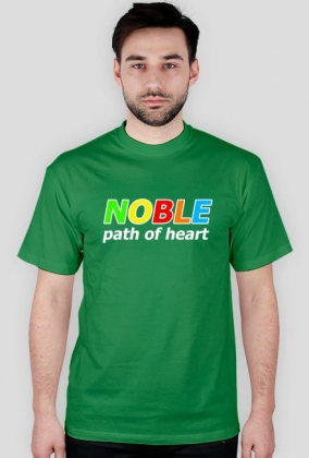 Noble path of heart (m)
